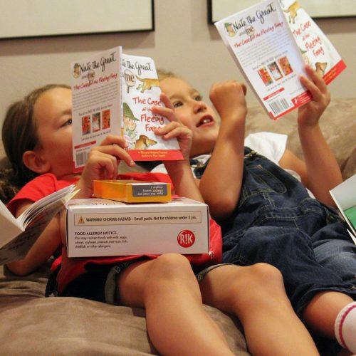 RIK Summer Reading Program